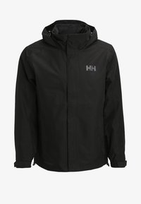 Helly Hansen - DUBLINER JACKET - Regenjas - black - 5