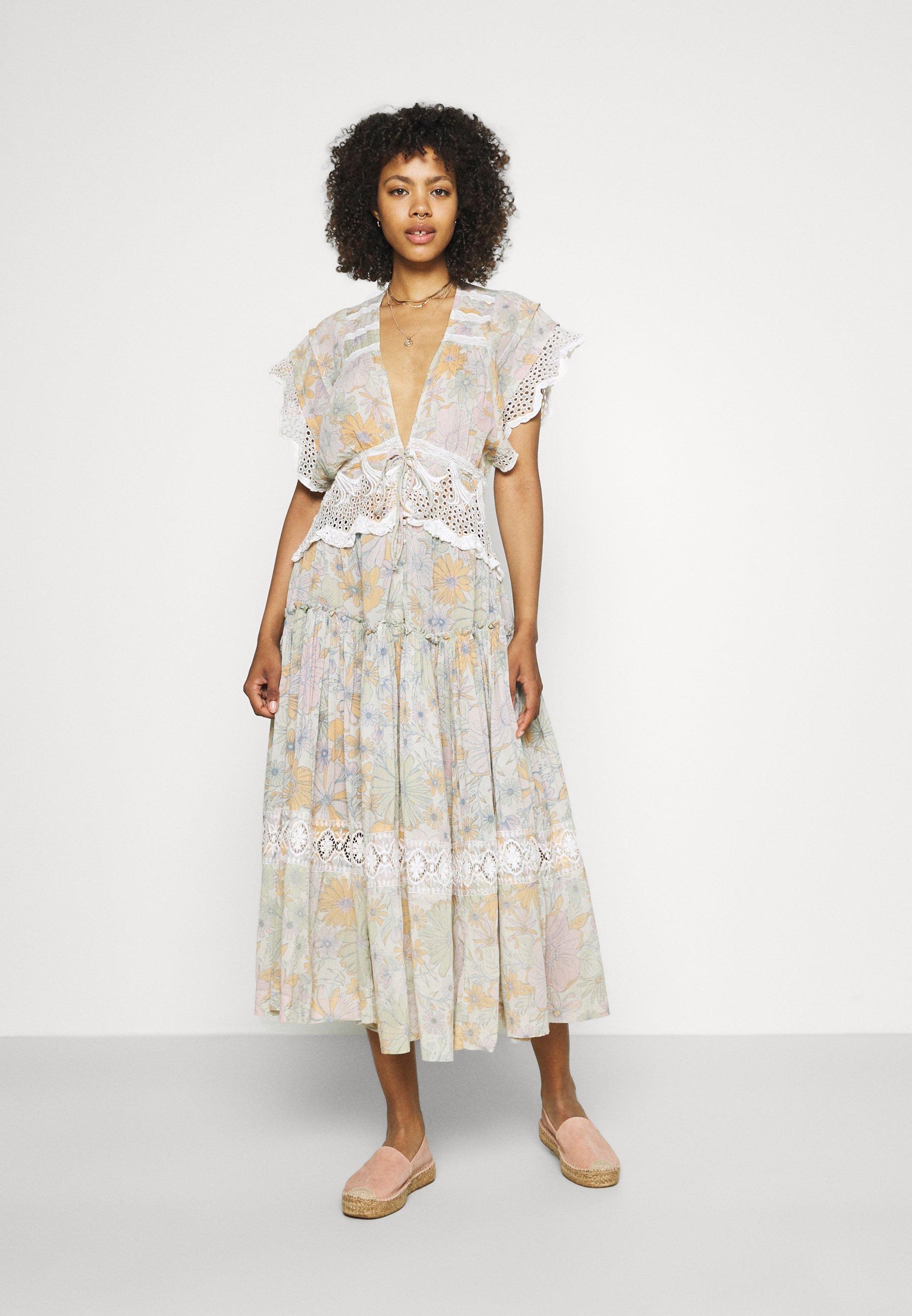 Femme FIELD OF DREAMS  - Robe longue