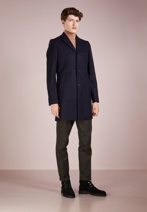 WOLGER COMPACT MELTON - Classic coat - navy
