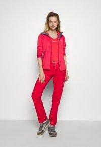Salewa - AGNER HYBRID  - Fleece jacket - virtual pink melange - 1