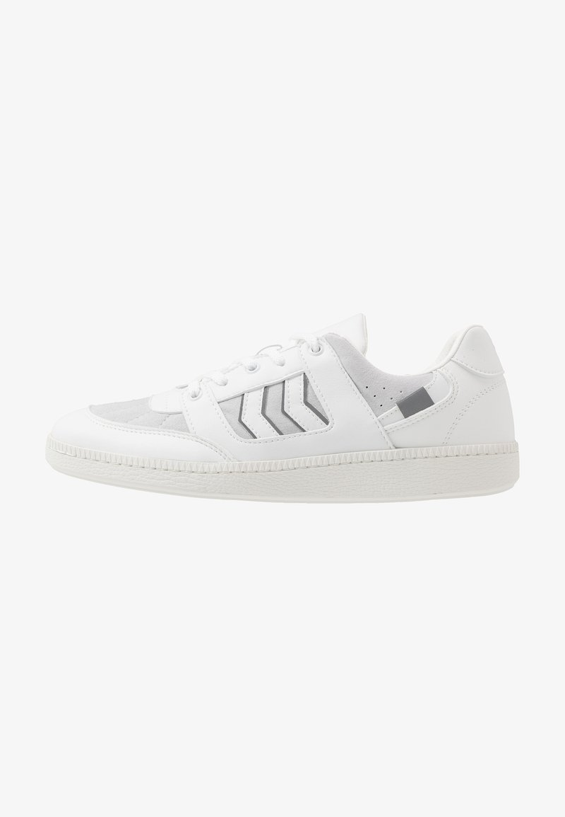 Hummel - SEOUL PREMIUM VEGAN - Baskets basses - white