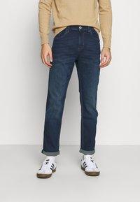 TOM TAILOR - MARVIN - Straight leg jeans - stone blue tint - 0
