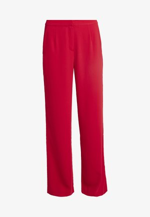 MY FAVOURITE PANTS - Kalhoty - red