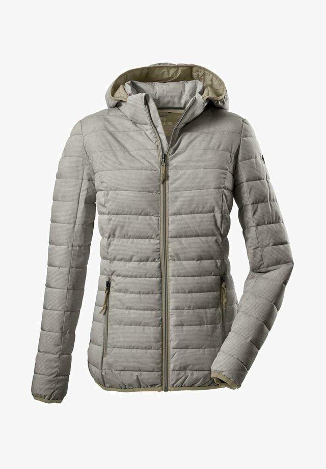 UYAKA  - Light jacket - light grey