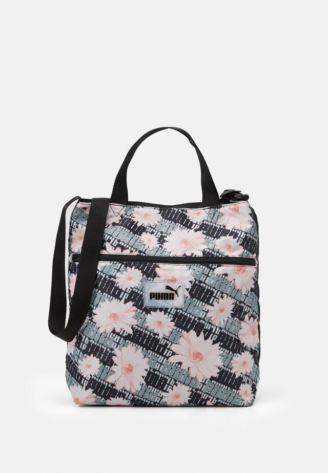 CORE POP SHOPPER UNISEX - Shopping bag - black