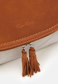 TOM TAILOR - LARI SUMMER - Across body bag - mixed beige - 3