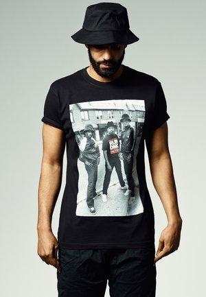 RUN DMC KINGS OF ROCK - Print T-shirt - black