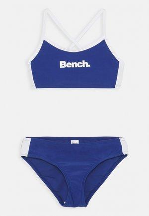 BENCH BOCA - Bikini - blue/white