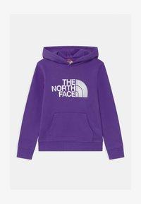 The North Face - DREW PEAK HOODIE - Luvtröja - peak purple - 0