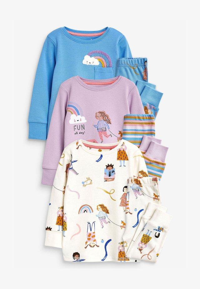 3 PACK - Pijama - pink