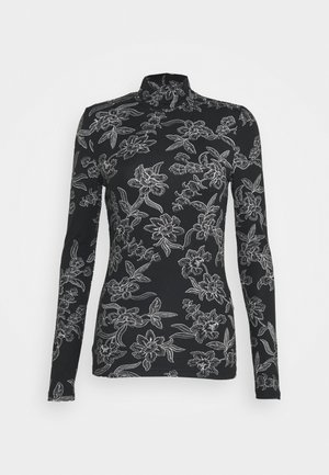 VMFEABI - Long sleeved top - black/filip