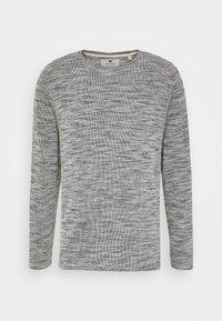 Anerkjendt - AKSAIL - Sweatshirt - cavair - 0