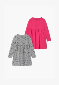 Blue Seven - GIRLS STYLE 2 PACK - Jersey dress - pink - 0