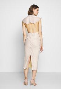 LEXI - WINNIE DRESS - Occasion wear - white - 2