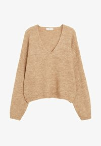 Mango - PICKY - Maglione - light/pastel grey - 7