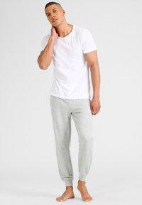 Calvin Klein Underwear - JOGGER - Pyžamový spodní díl - grey - 1