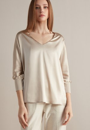 Blouse - madreperla light
