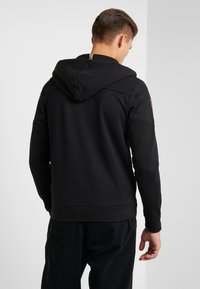 BOSS - SAGGY - Zip-up hoodie - black - 2