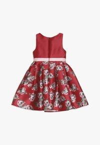 Chi Chi Girls - CHARLIE DRESS - Vestido de cóctel - red - 1