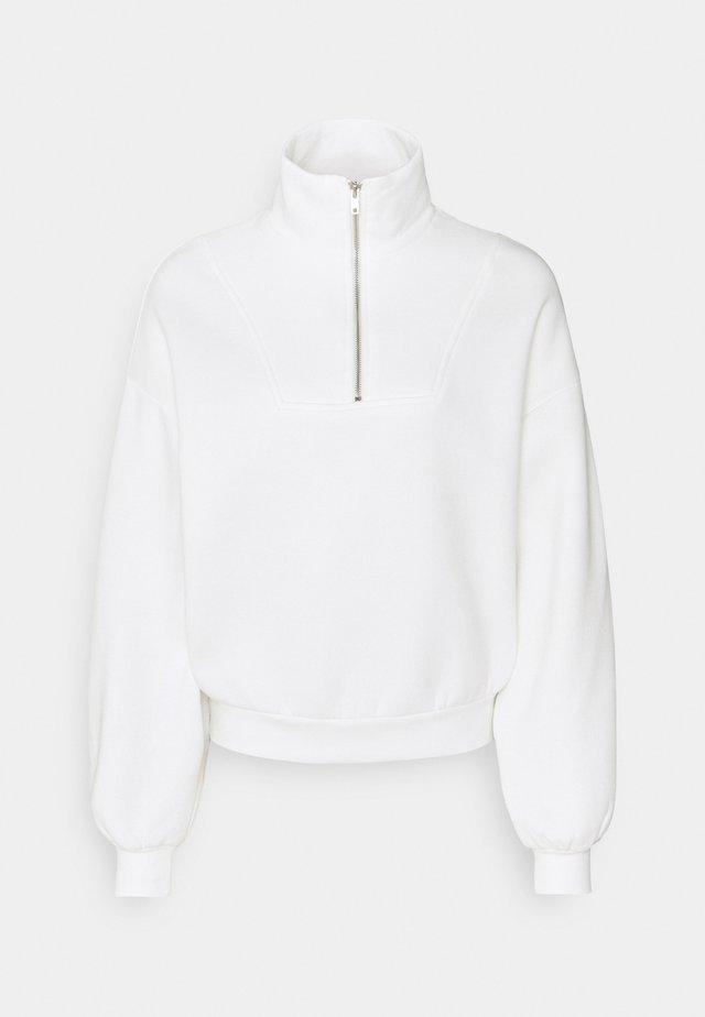 ELENA - Sweatshirt - offwhite