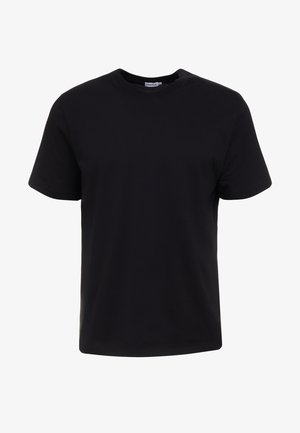 SINGLE CLASSIC TEE - T-shirts basic - black