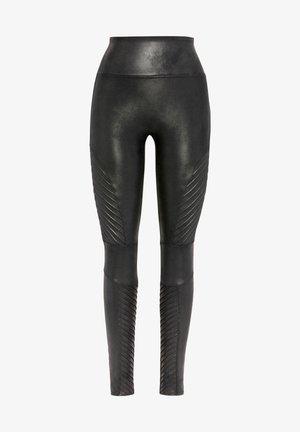 Leggings - Stockings - very black