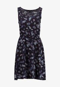 ONLY - ONLNOVA SARA  DRESS - Day dress - dark navy/blue - 5