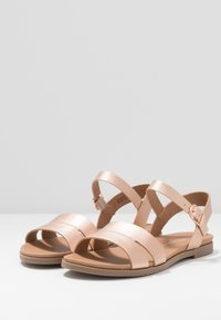 New Look Wide Fit - WIDE FIT GREAT - Sandales - rose gold - 4