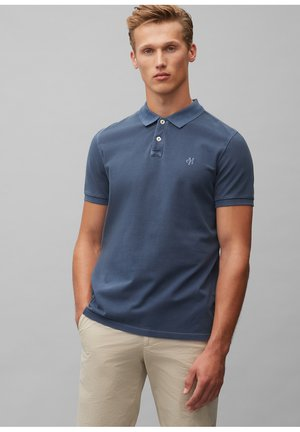 Polo shirt - mood indigo