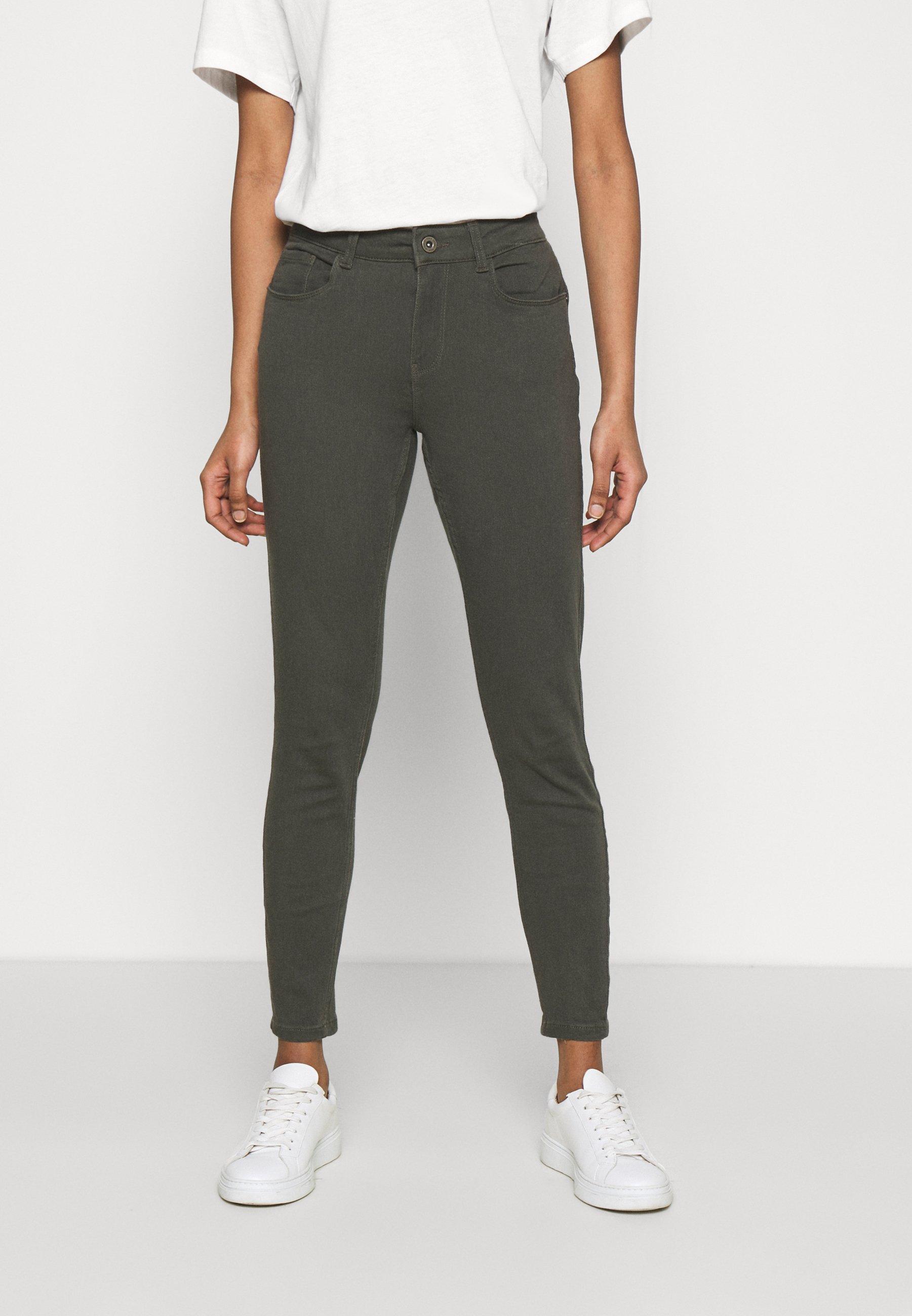 Women VMHONNISEVEN PUSH UP - Jeans Skinny Fit