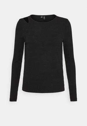 VMRUTH ASSYM  - Long sleeved top - black