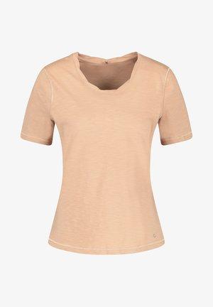 T-shirt basic - sahara