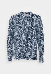 Moss Copenhagen - AMAYA RAYE - Blouse - blue - 0