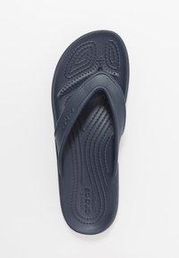 Crocs - CLASSIC FLIP  - Chanclas de dedo - navy - 1