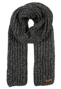 YOURTURN - Halsduk - dark grey melange - 2