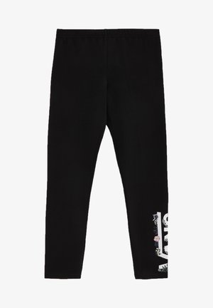 GR BLOZZOM LEGGING - Leggings - Trousers - black