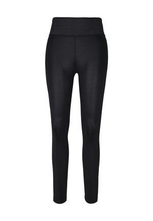 ONE 7/8  - Tights - black/smoke grey