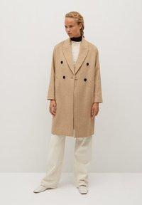 Mango - BARTOLI - Classic coat - mittelbraun - 1