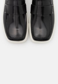 Joshua Sanders - SQUARED LOAFER  - Mocasines - black - 6