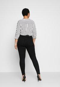 Vero Moda Curve - VMSOPHIA - Jeans Skinny Fit - black - 2
