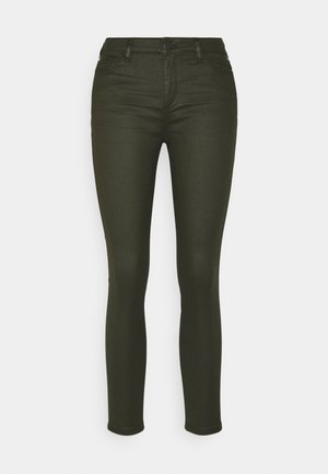 MR SKINNY - Trousers - khaki green