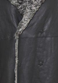 Emporio Armani - Classic coat - grey - 2