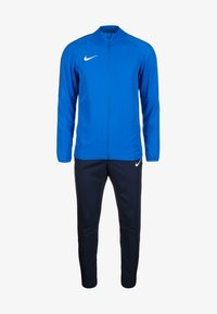 Nike Performance - DRY ACADEMY 18 - Tracksuit - blue/black - 0