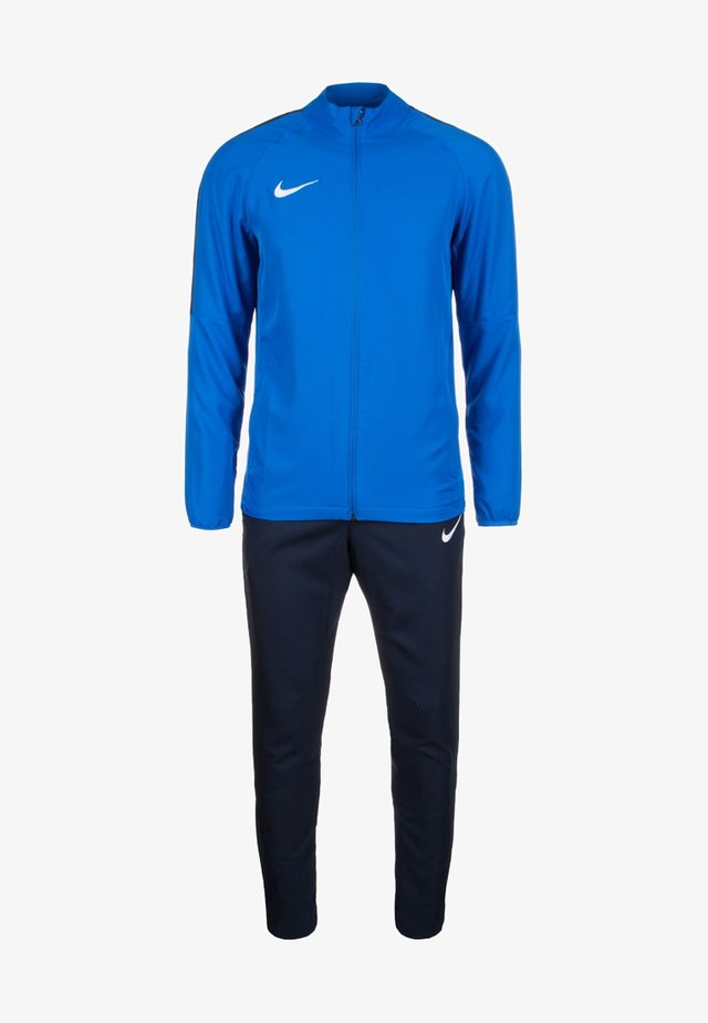 DRY ACADEMY 18 - Tracksuit - blue/black