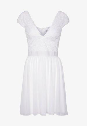UPPER DRESS - Day dress - white