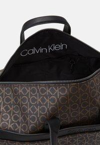 Calvin Klein - DUFFLE BAG - Sac week-end - brown - 2