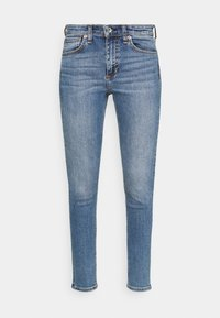 rag & bone - CATE MID RISE ANKLE WHITE LABEL - Jeans Skinny Fit - pismo - 3