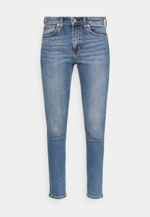 CATE MID RISE ANKLE WHITE LABEL - Jeans Skinny Fit - pismo
