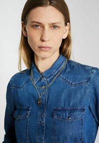 IKKS - Button-down blouse - indigo - 1