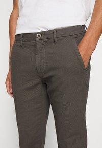 Mason's - TORINO STYLE - Kalhoty - anthracite - 3